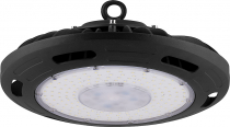 "AL1001 ""High bay""  2835 SMD 100W 120° 6400K IP44 AC220-240V/50Hz,черный 280*91мм 9000Lm"